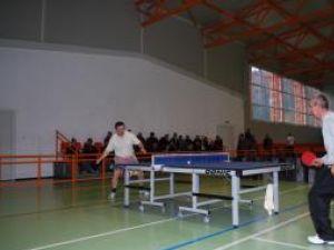 Activităţi sportive: Silvicultorii suceveni s-au înfruntat într-un campionat de tenis de masă