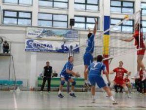 Echipa locală CSMU LPS Suceava a suferit sâmbătă a patra înfrângere din acest sezon al Diviziei A1 la volei masculin