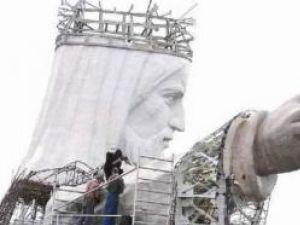 În oraşul polonez Swiebodzin, va fi inaugurată la 21 noiembrie cea mai înaltă statuie a Mântuitorului Iisus Hristos construită vreodată