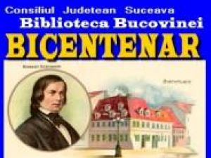 Biblioteca Bucovinei: Bicentenar Robert Schumann