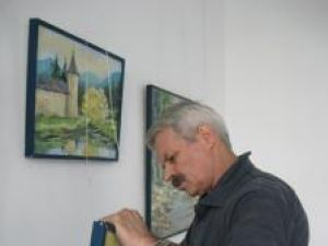 Vernisaj: Grafică şi pictură la Galleria Suceava