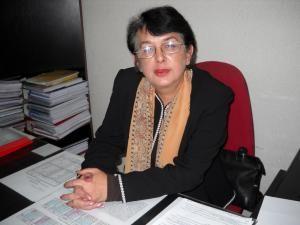 """Final de protest: Profesoara de la Colegiul """"Mihai Băcescu"""" a ieşit din greva foamei"""