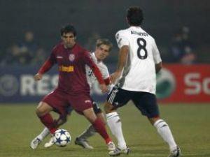 Clujenii au fost o pradă uşoară pentru cei de la Bayern Munchen
