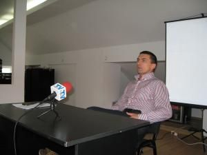 Costel Chelaru, administratorul Adicost Distribution