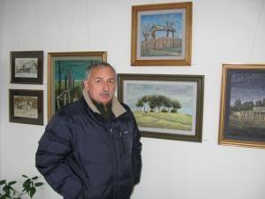 Grafică şi pictură: Artistul plastic Gabrel Baban expune la Suceava