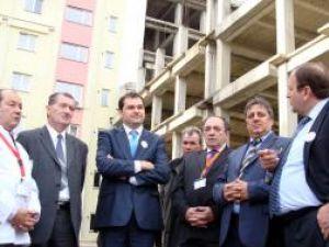Attila Cseke a vizitat Spitalul Municipal Fălticeni
