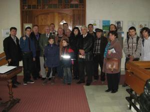 Organizatori, membri ai juriului şi premianţi ai Salonului