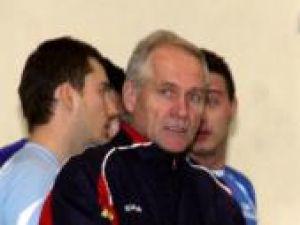 Victor Pancu speră că elevii săi vor câştiga la Cluj primul set din acest campionat
