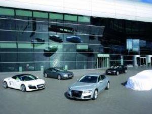Audi A7, Audi R8, Audi A8, Audi A6