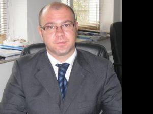 Victor Cristi Bleorţu, noul şef al Casei de Asigurări de Sănătate