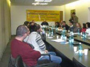 Săptămâna Europeană a Tineretului a adus la Suceava reprezentanţi ai ONG-urilor din Ucraina şi Republica Moldova