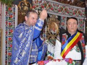 Manifestare: Omagiu adus folcloristului Simion Florea Marian şi slujbă religioasă la Poiana Stampei