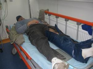 Florin Botezatu s-a prăbuşit în gol după ce una din plăcile de azbest de pe acoperiş a cedat sub picioarele sale