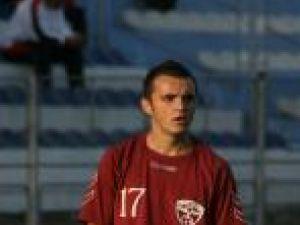Şuleru, ultimul dintre jucătorii plecaţi de la Rapid CFR Suceava