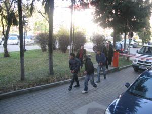 Trei dintre  agresori au fost arestaţi prevenitiv