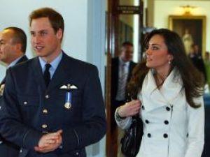 Prinţul William i-a oferit lui Kate Middleton inelul de logodnă al mamei sale, prinţesa Diana