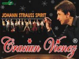 "Ritmuri vieneze: Concert extraordinar, ""Crăciun vienez"", la Suceava"
