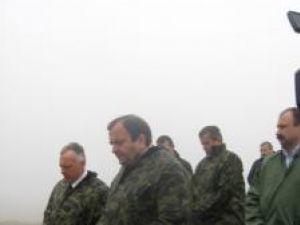 László Borbély, Gheorghe Flutur şi Sorin Popescu