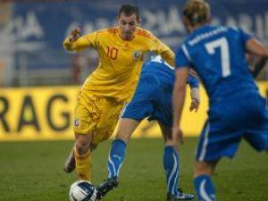România a obţinut un egal dătător de speranţe în faţa Italiei