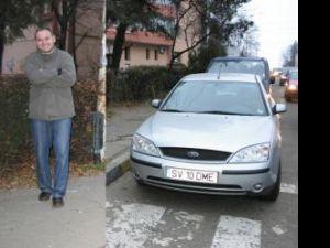 Maşina proprietate personală a lui Ovidiu Elisei, un Ford Mondeo, a fost oprită în stradă şi sechestrată de un executor judecătoresc