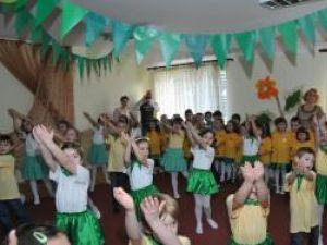 Sărbătoarea copiilor de la Aşchiuţă