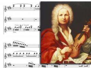 Două sonate de Vivaldi, descoperite într-o arhivă din Marea Britanie