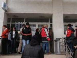 La Rezidenţiatul de ieri au fost scoase la concurs 2.984 de locuri. Foto: MEDIAFAX