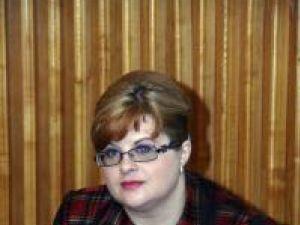Cătălina Vartic, preşedintele Uniunii Naţionale pentru Progresul României Suceava