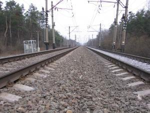 Calea ferată, un permanent pericol pentru şoferi. Foto: static.panoramio.com