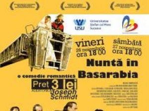 """Eveniment: Filmul """"Nuntă în Basarabia"""", la Universitatea """"Ştefan cel Mare"""""""