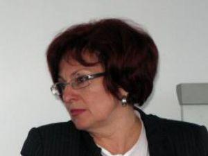 Coordonatorul judeţean al programului de HIV/SIDA din judeţ, dr. Corina Stănescu