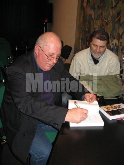 Autograf pentru prietenul Mihai Pînzar PIM