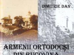 "Dimitrie Dan: ""Armenii orientali din Bucovina"""