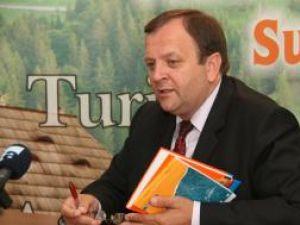 Relaţii intrajudeţene: Acord de cooperare în domeniul turismului între judeţele Suceava, Bistriţa Năsăud şi Cluj