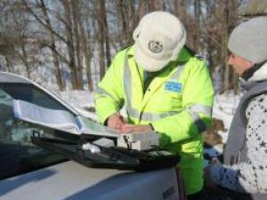 Acţiune de control în trafic organizată de poliţie