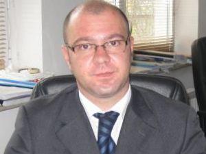 Preşedintele director general al Casei de Asigurări de Sănătate (CAS) Suceava, ec. Victor Cristi Bleorţu