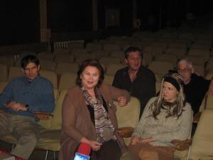 Protagoniştii spectacolului Poveste de dragoste, în premieră pe scena suceveană