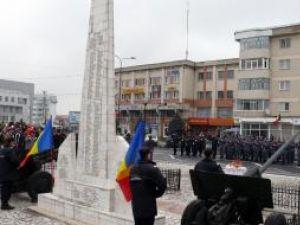 Ziua de 1 Decembrie a fost sărbătorită şi la Fălticeni