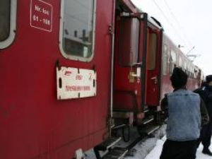 Haos pe calea ferată