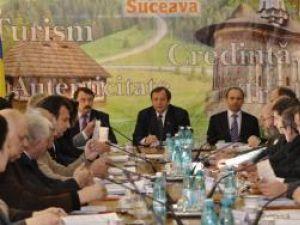 Bani: Consiliul Judeţean Suceava a rectificat bugetul cu suma de 2 miliarde de lei vechi