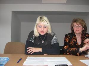 """Şefa Complexului Terapeutic pentru Copilul cu Handicap Sever şi Moderat """"Blijdorp România - O Nouă viaţă"""", Sorina Brînduşa Bialy"""