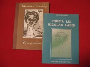 """""""Nicolae Labiş - Corespondenţă"""" şi """"Poezia lui Nicolae Labiş"""""""