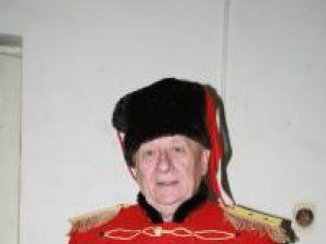 Radu Bercea în uniformă habsburgică