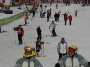 Şcoala de schi de la Vatra Dornei, pe pârtie din 2004