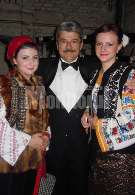 Reprezentantele Casei de Cultură Suceava, la festivalul folcloric de la Zalău