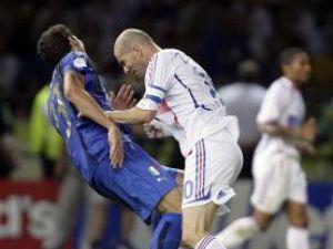 Materazzi confirmă că s-a împăcat cu Zidane