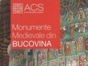 "Tereza Sinigalia, Oliviu Boldura: ""Monumente Medievale din Bucovina"""