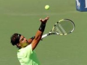 Rafael Nadal, noua imagine Armani