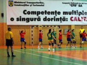 Turneul cu numărul doi al Campionatului Naţional de Handbal pentru junioare III, Seria A