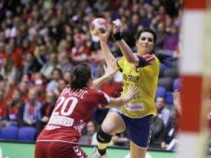 Naţionala de handbal feminin a României a învins reprezentativa Serbiei